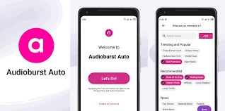 Audioburst Mobile App